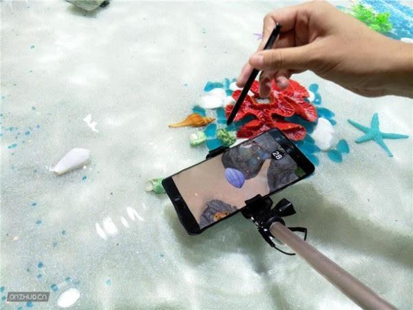 三星Galaxy Note7 铂光金现场上手图赏的照片 - 5
