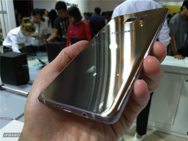三星Galaxy Note7 铂光金现场上手图赏的照片 - 8
