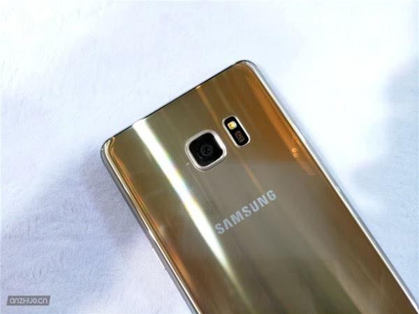 三星Galaxy Note7 铂光金现场上手图赏的照片 - 9