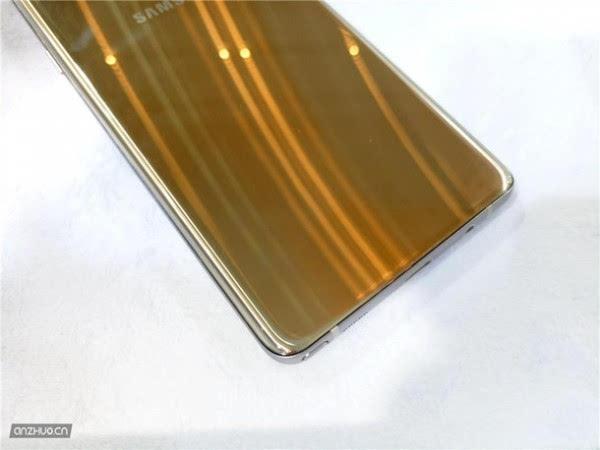 三星Galaxy Note7 铂光金现场上手图赏的照片 - 10