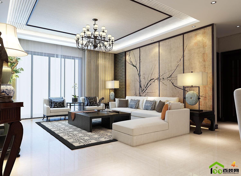 在装修设计过程中客厅的灯应该选择多大的?客厅装修灯