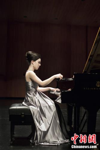 ia同台演奏 梁祝双钢琴协奏曲