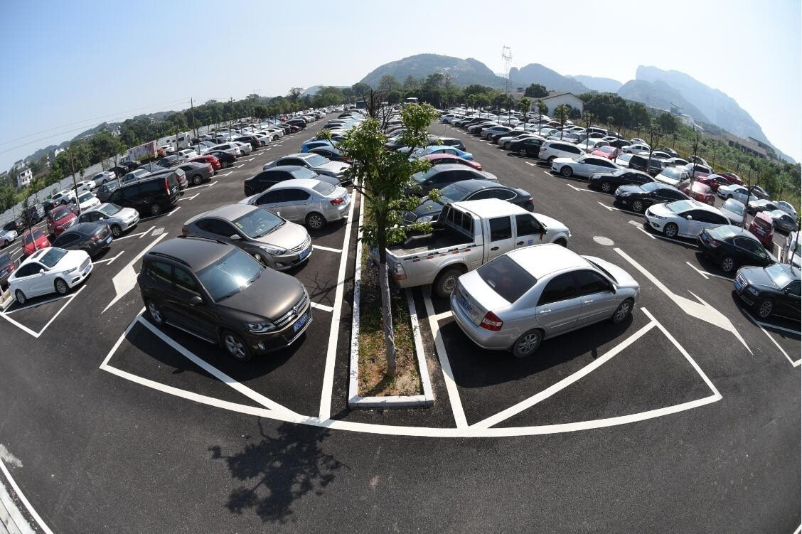 停车场图片 停车场图片大全 社会热点图片 非主流图片站