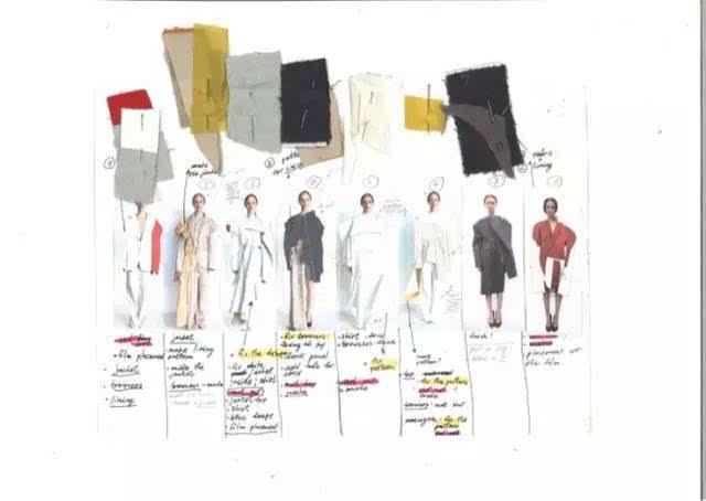 原标题:服装设计作品集portfolio、sketchbook、journal 如何做?/ 作品集解决方案 对于服装设计专业的学生或者想留学的学生, 作品集是一件头疼的事情 要么排的太满 要么不会排版 要么放的内容是错误的 针对这些问题 今天就给大家带来一部分解决方案 作品集有很多称呼 portfolio、sketchbook、journal 服装设计作品集其实就像一本日记本 记录着你的灵感源 思路的发散过程和结果的实现过程 总的来说:作品集必须包含的三部分 灵感源、设计发展、实现 当然 细分的话还需要有