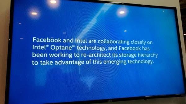 Intel Optane SSD真身首现:容量仅140GB的照片 - 5