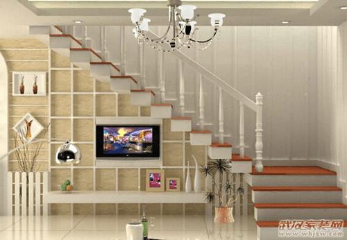 复式楼楼梯设计技巧图片