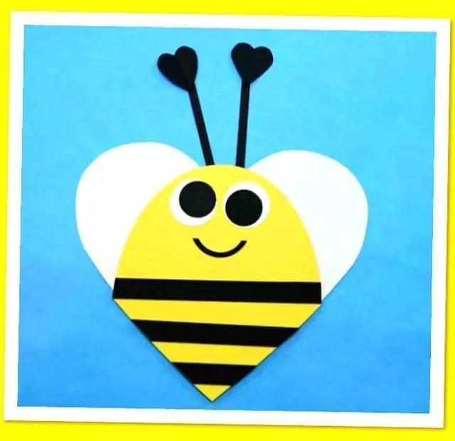 小蜜蜂  矢量