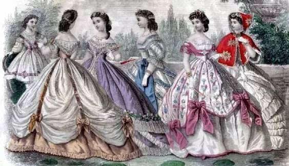 Y CHEN 维多利亚时代的典雅风尚
