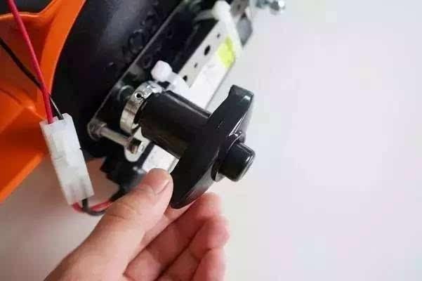 电锯开关接线图