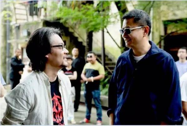 阿里影业《摆渡人》制作完成 下半年或将上映的照片 - 2