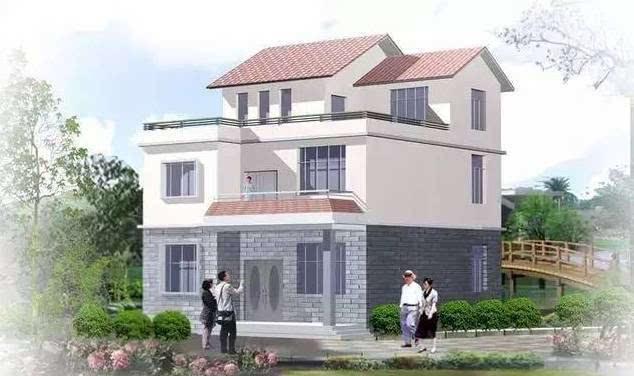 农村别墅设计,要就要独一无二!