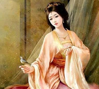 十二星座的古代美女代表