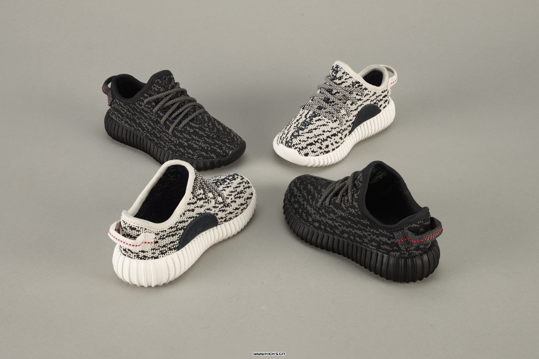 adidas originals by kanye west 最新 yeezy boost 350 infant 童鞋设计