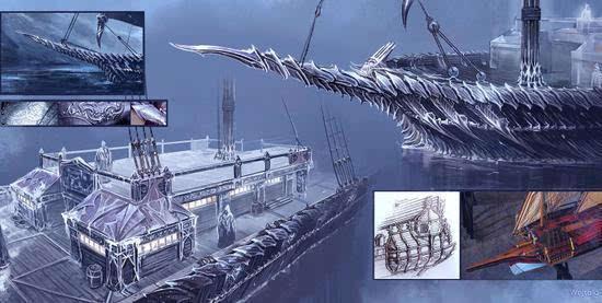 年度游戏《巫师3》原画公开:女主美艳的照片 - 3