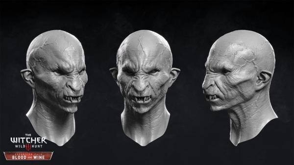 年度游戏《巫师3》原画公开:女主美艳的照片 - 11