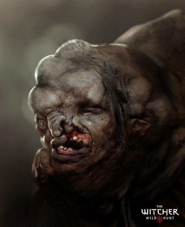 年度游戏《巫师3》原画公开:女主美艳的照片 - 13