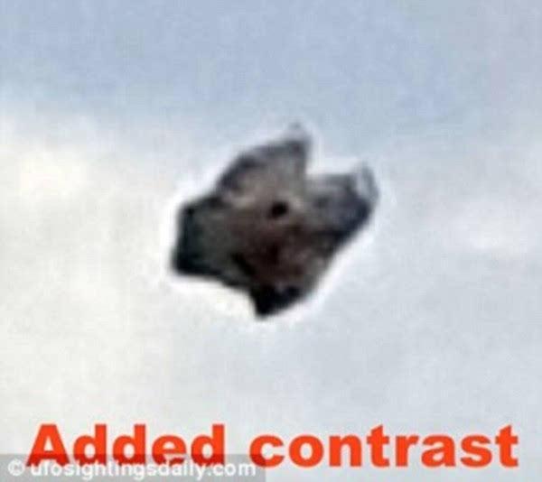 外星人造访纽约?美14岁童星拍到UFO的照片 - 5