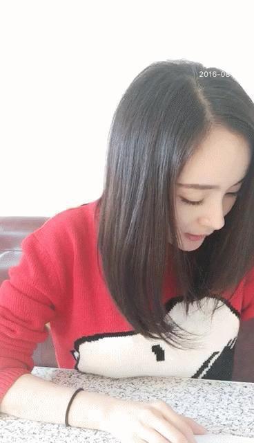 刘亦菲素颜直播真女神