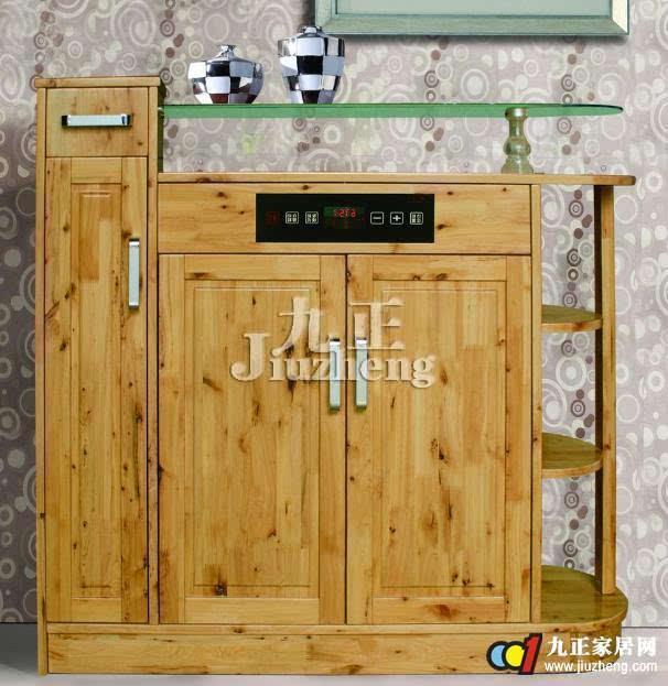 2,功能与结构 作为一种实用型家具,智能鞋柜的内部分区,格局应尽量