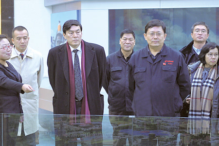 灵魂人物:解直锟 母公司:中植集团 介入上市公司:南洋股份,上海电气