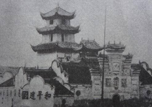 特约记者行:解读荆州老照片(3)