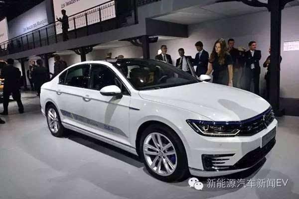 e油电混合动力双离合变速箱,这表明大众正在为新能源车型的国产做准备