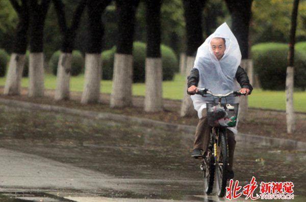 最新北京天气预报 今明两天阵风阵雨来袭 早晚偏凉要添衣