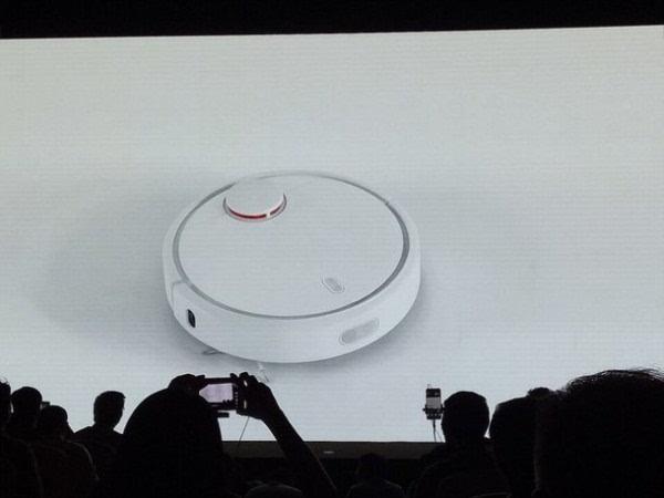 售价1699元:小米发布米家扫地机器人 支持智能路线规划的照片 - 3