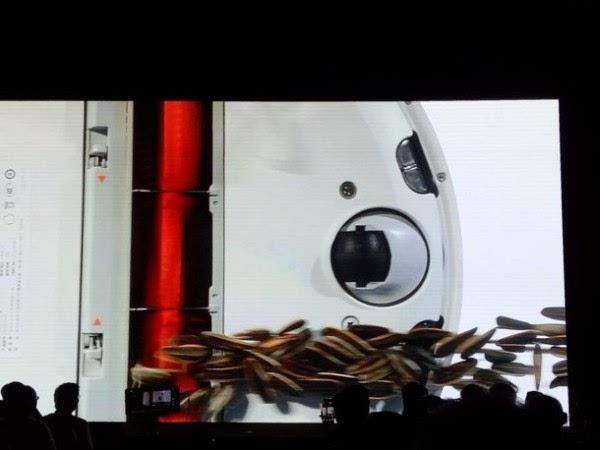 售价1699元:小米发布米家扫地机器人 支持智能路线规划的照片 - 8
