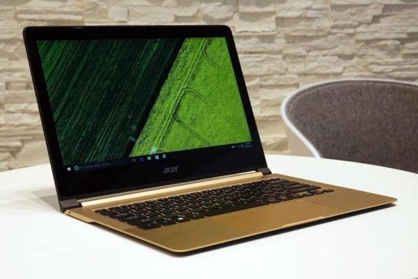 打响1cm战役:Acer发布超薄笔记本Swift 7 国内售价6999元的照片 - 1
