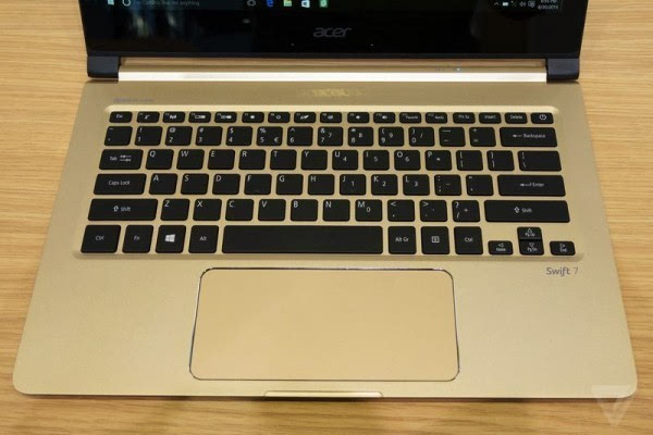 打响1cm战役:Acer发布超薄笔记本Swift 7 国内售价6999元的照片 - 10