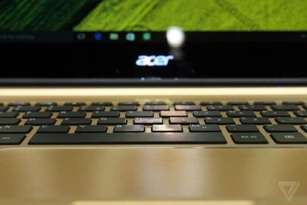 打响1cm战役:Acer发布超薄笔记本Swift 7 国内售价6999元的照片 - 14