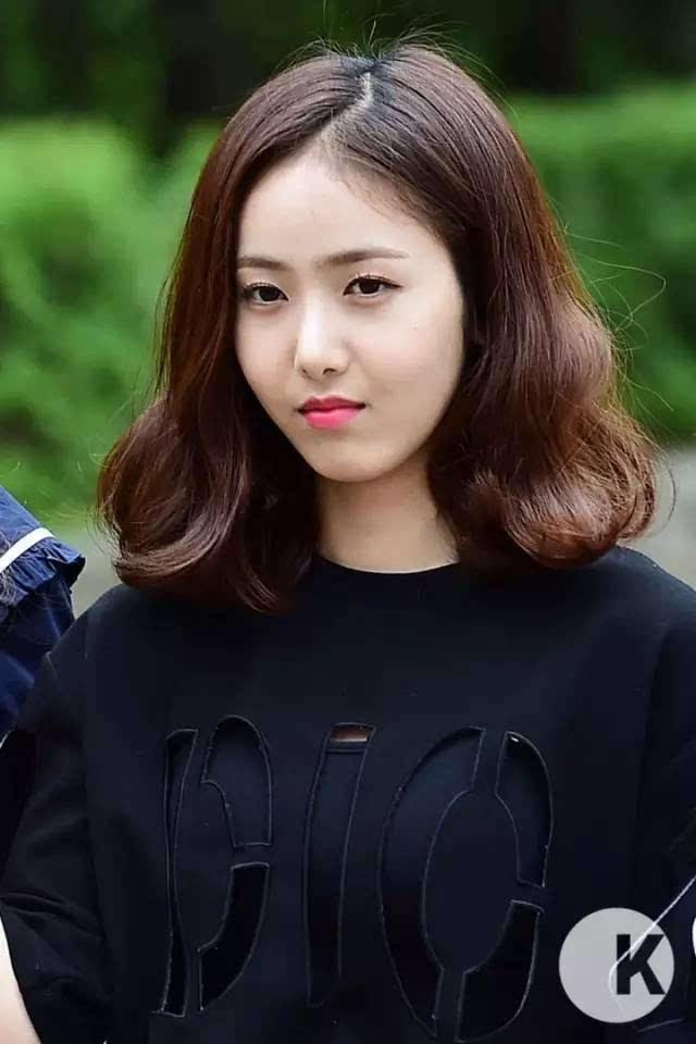 韩国女团发型图片展示图片