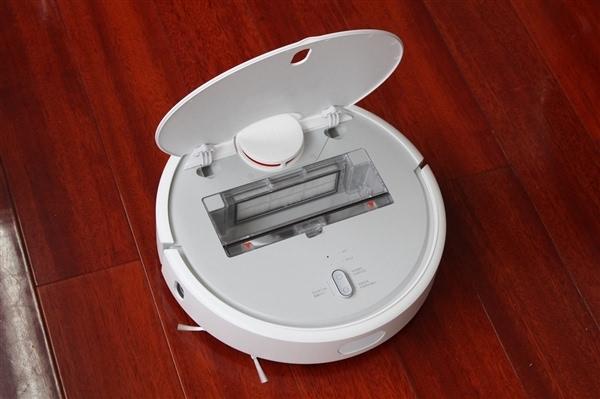 小米米家扫地机器人高清真机图赏的照片 - 2
