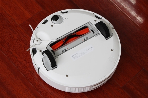小米米家扫地机器人高清真机图赏的照片 - 5