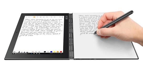 便携智能2合1:联想发布Yoga Book平板/混合本新品的照片 - 4