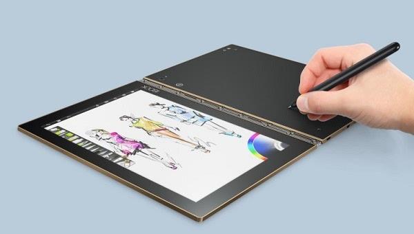 便携智能2合1:联想发布Yoga Book平板/混合本新品的照片 - 5