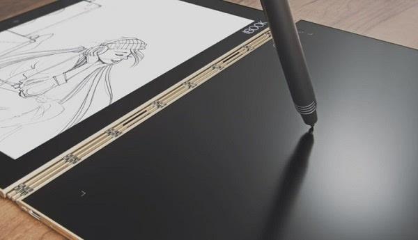 便携智能2合1:联想发布Yoga Book平板/混合本新品的照片 - 8
