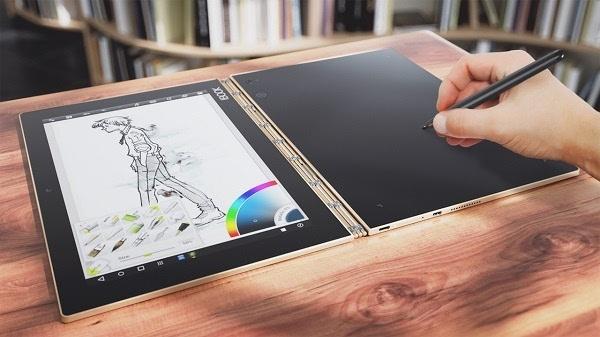 便携智能2合1:联想发布Yoga Book平板/混合本新品的照片 - 15