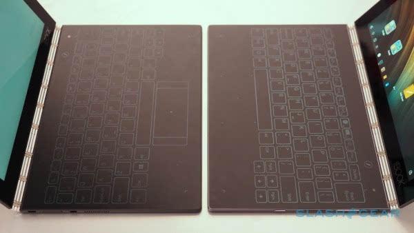便携智能2合1:联想发布Yoga Book平板/混合本新品的照片 - 24