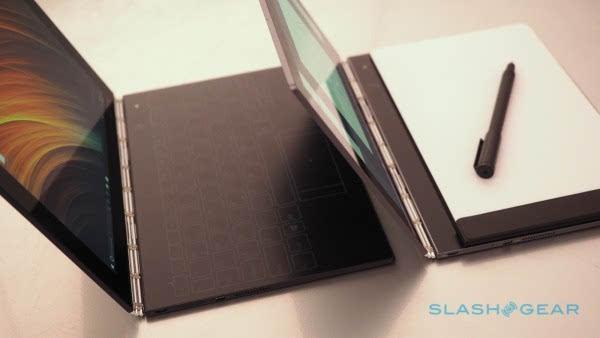 便携智能2合1:联想发布Yoga Book平板/混合本新品的照片 - 37