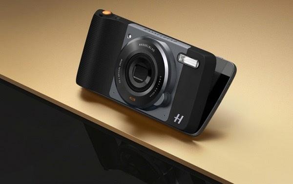 Moto Z Play与哈苏相机模块正式发布:售价499/299美元的照片 - 2