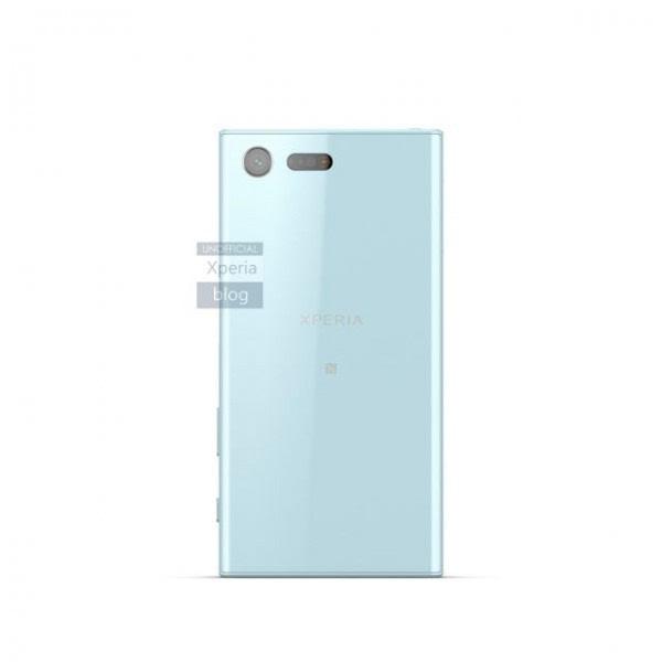 索尼Xperia XZ/X Compact官方渲染图曝光的照片 - 2
