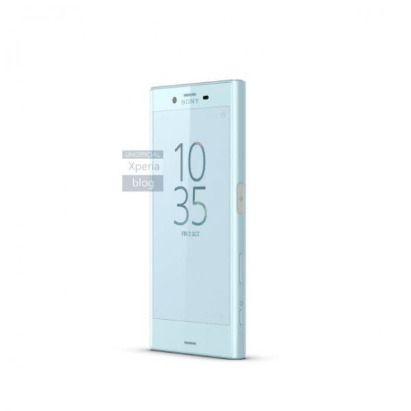 索尼Xperia XZ/X Compact官方渲染图曝光的照片 - 3