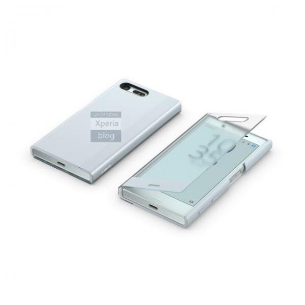 索尼Xperia XZ/X Compact官方渲染图曝光的照片 - 4