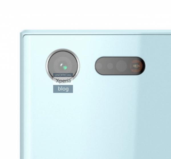 索尼Xperia XZ/X Compact官方渲染图曝光的照片 - 5