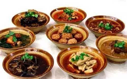 农村特色菜—八大碗图片