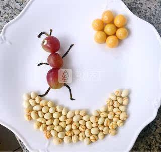 开学创意早餐图片