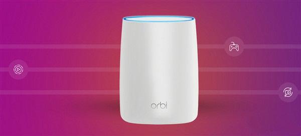 2999Mbps 高通、网件联合发布首款三频段Wi-Fi系统的照片 - 2