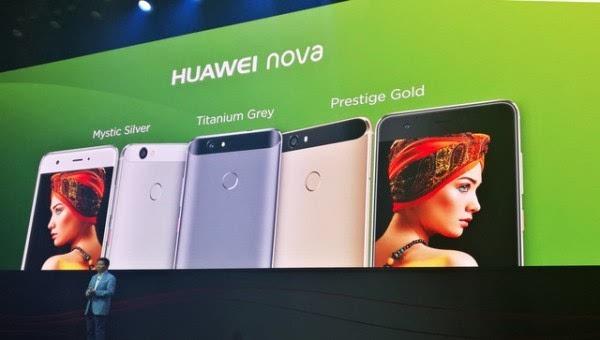 399欧元10月开售 华为Nova/Nova Plus发布的照片 - 3